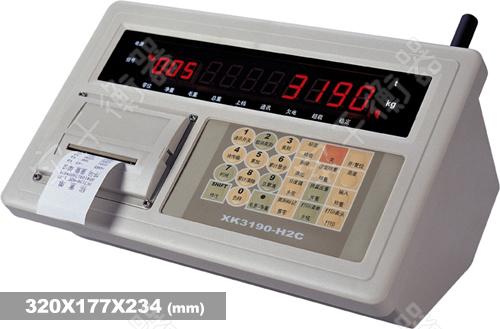 xk3190-h2b称重显示器