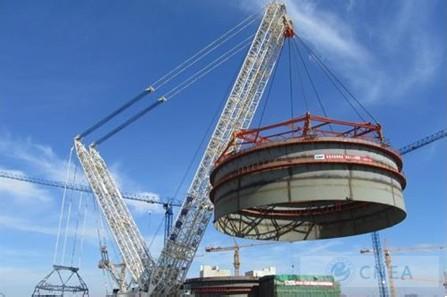 千瓦级核电站核岛制造的企业,现东方电气已能够承担反应堆压力容器,蒸