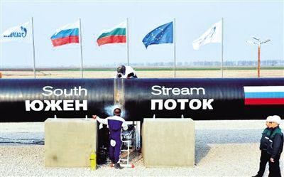 俄罗斯将下调对土耳其天然气出口价格