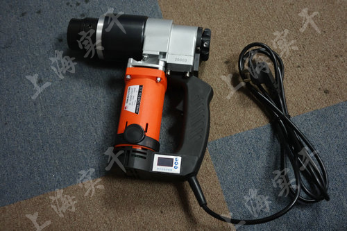 工地用电动扭矩扳手图片  量程:50-280N.m