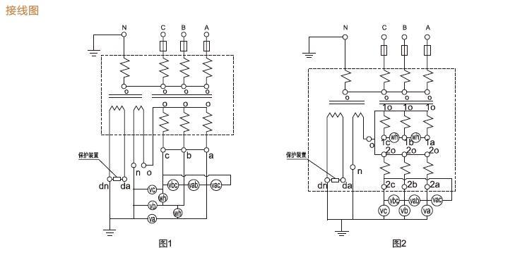 jszjk-3q jszjk-10q jszjk户内三相电压互感器 抗谐振图片