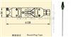 安徽天康WRMK2-361圆接插式铠装热电偶