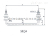 SRQ4-220V/0.8KW管状电加热元件