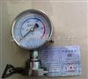 HC-GPN156卡箍隔膜压力表